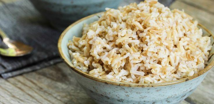 La dieta del riso funziona! Come dimagrire velocemente in 9 giorni