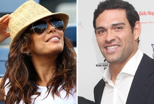 Eva Longoria has confirmed the rumors that have been swirling for weeks -- she is indeed dating New York Jets quarterback Mark Sanchez. You go, Eva, with your 12-year-younger man. Rowr.