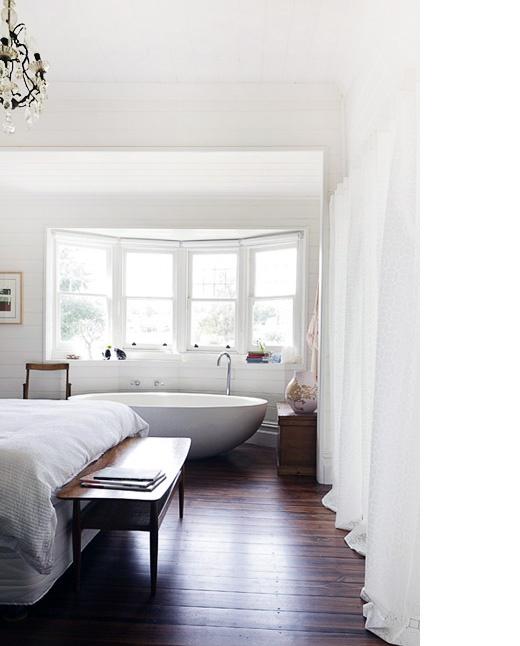 17 beste afbeeldingen over badkamer in slaapkamer op pinterest meubels badkamer gebouwd ins - Badkamer scheiding ...