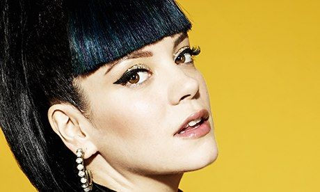 Lily Allen: 'I'm called mouthy but I'm just talking'