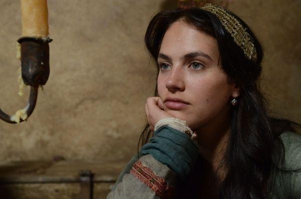 "MAIN CHARACTER CONCEPT: ELIYSHEBA, wife of Shem.  [Jessica Brown Findlay/""The Labyrinth""]"