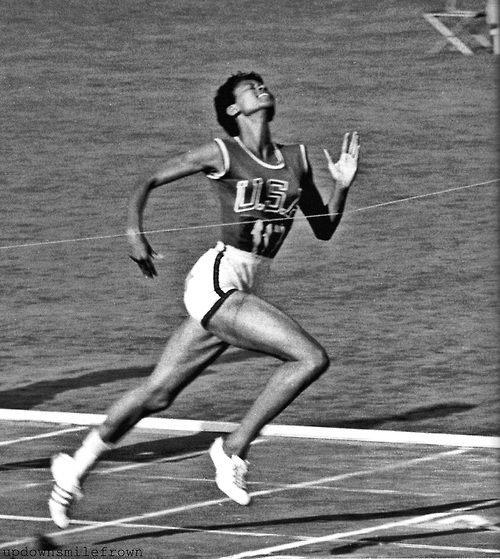 a biography of wilma rudolph an olympic medalist Wilma was very happy, because she she won a bronze medal, or third she went on to win a total of six olympic medals wilma rudolph was very happy to see other.