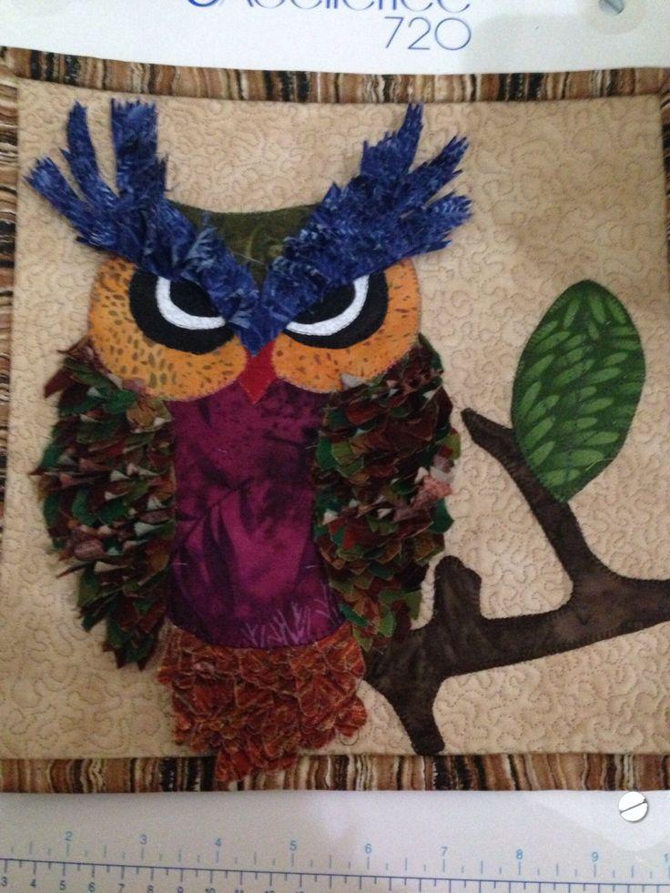 Owl - kwaai uiltjie