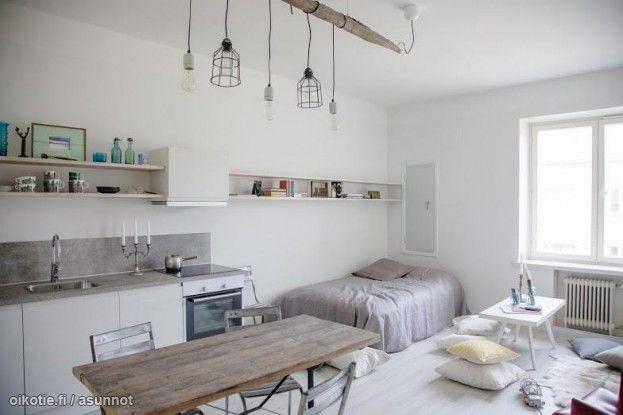 Myytävät asunnot, Kustaankatu, Kallio #oikotieasunnot