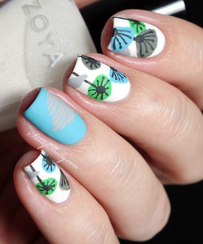 Flower Nail Cake: 304 Best Sassy Nail Art Images On Pinterest