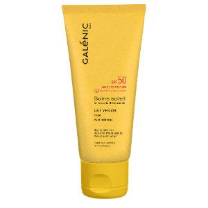 Galenic Soins Soleil Lait Veloute Corps SPF50 100ml