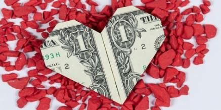 Origami Tutorial Heart Dollar Bills 52+ Ideas