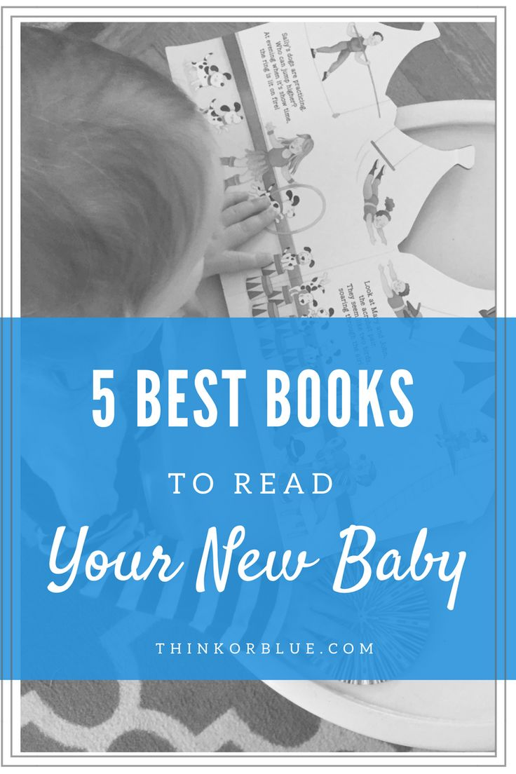 Every new parent needs these 5 heartwarming books for baby's first library. Perfect for a gender neutral baby shower.