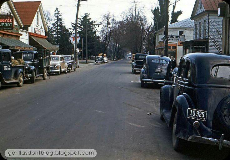 Bowling Green, Va in the (wayback) machine.1946