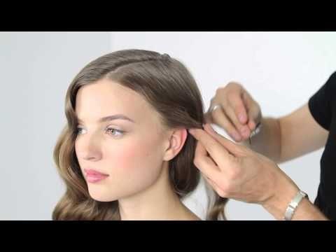 How-to How to Make Veronica Lake Waves - YouTube