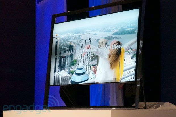 Samsung announces pricing for S9 UHD TV: $39,999 starting in late March