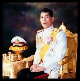 Der Kronprinz von Thailand