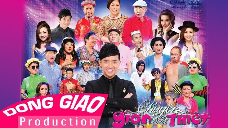 Hài tết 2016 Trấn Thành: Liveshow Chuyện Giỡn Như Thiệt - HD