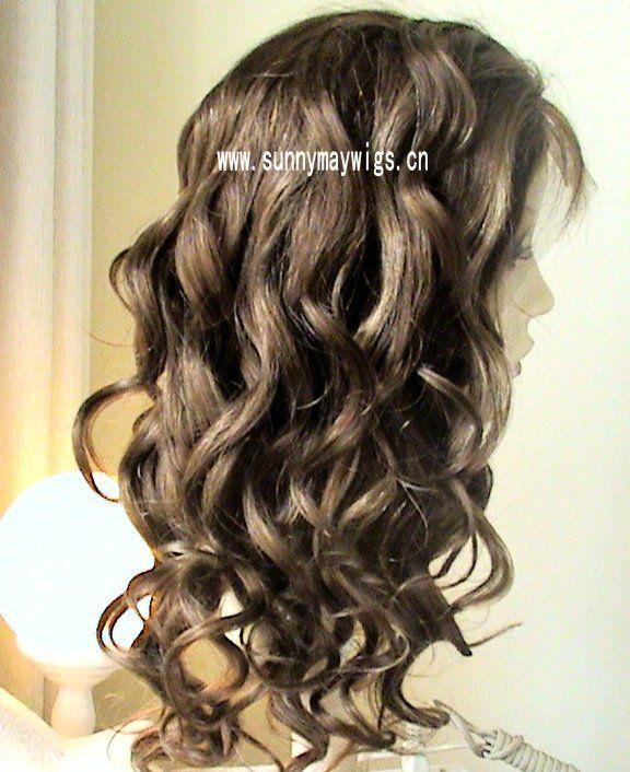 big curl perm ideas