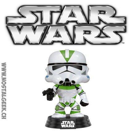 Funko Funko Pop! Star Wars Celebration 442nd Clone Trooper Edition ...