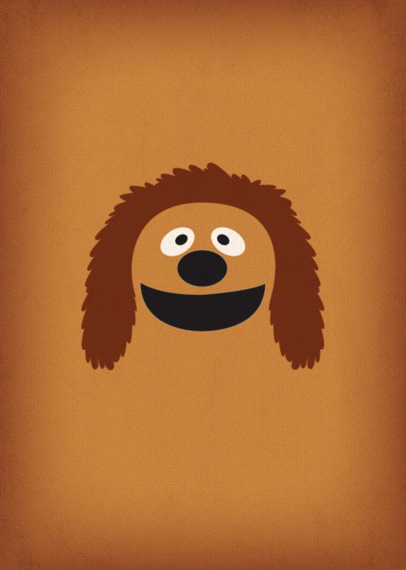 Our favorite Muppet characters to Pin, Share and Love :)