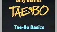 tae bo workout video