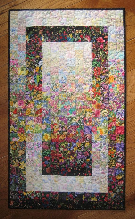 ideas about Watercolor Quilt on Pinterest Quilts