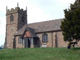 Lilleshall Parish.  the church my grandparents were married in... shropshire, england.