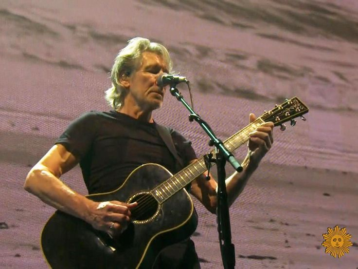 The former Pink Floyd member Roger Waters, embarking on his latest solo tour, insists that protest music is still necessary