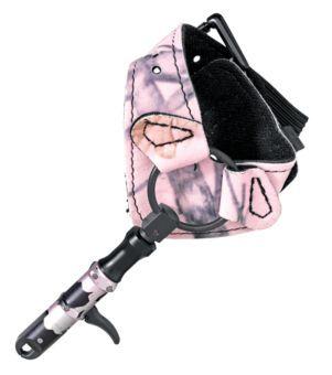 Tru-Fire® Edge Buckle Pink Camo Foldback Bow Release | Bass Pro Shops