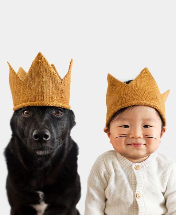 Корона для маленького принца.