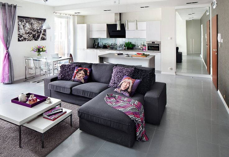 studio apartment / flat