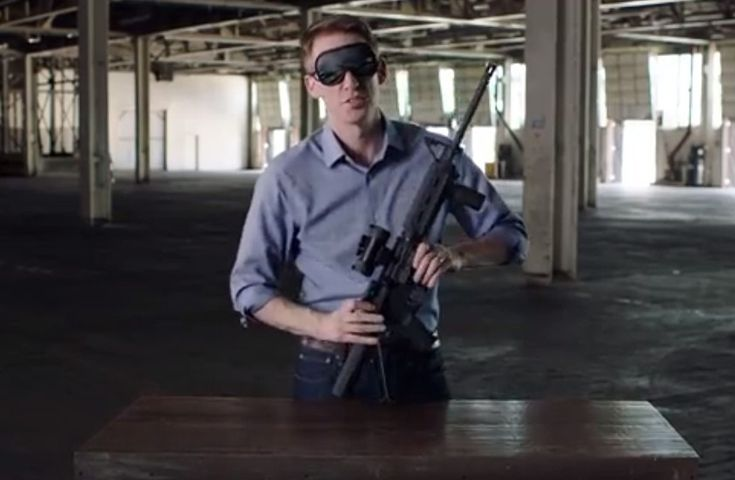 """""""Jason Kander releases two blockbuster ads, putting Roy Blunt to shame,"""" the…"""