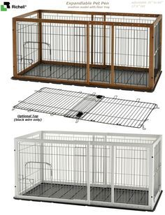 cc3542ffeb5a69afe927845e3cca4a2a--indoor-dog-pen-pet-pen