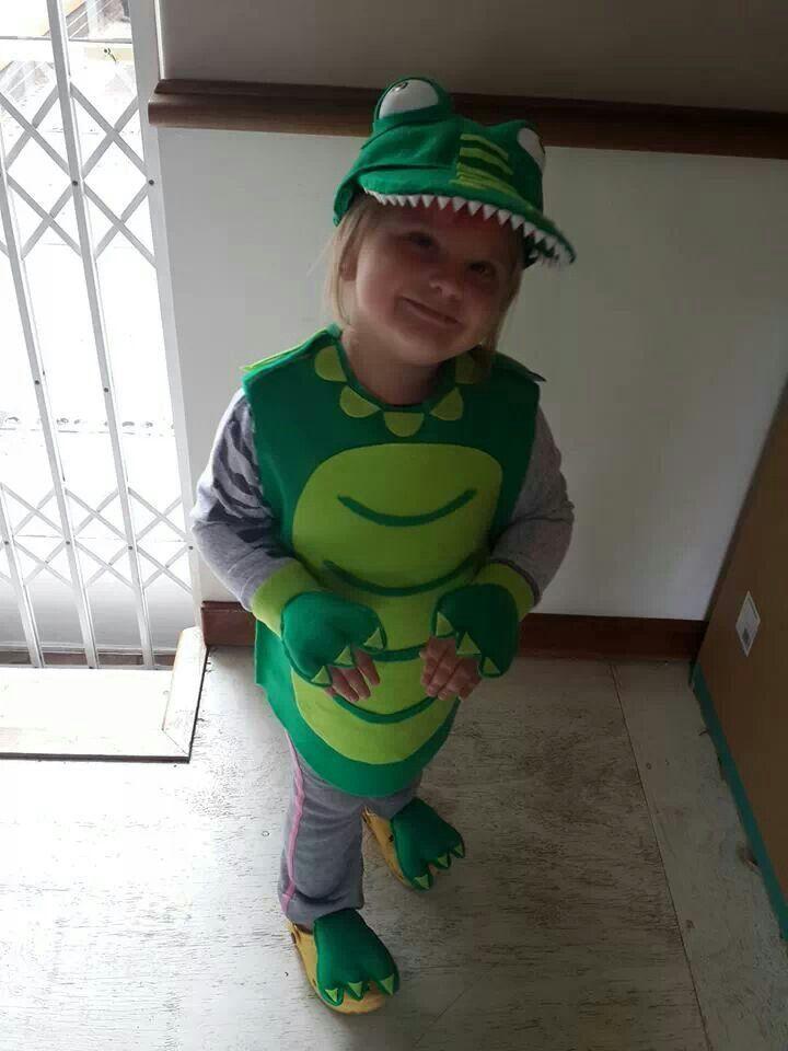 Halloween on Pinterest | Captain Hook Costume, Crocodile Costume ...