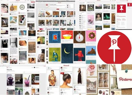 Don't underestimate the power of the Pinterest pins! Start having pins now and boost SEO!
