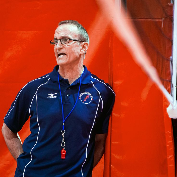 Questions about volleyball coach's past prompt his removal amid review