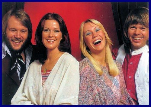 Abba...long live 70s and 80s Rock n Roll...love it all..even to current..devils in the air :)