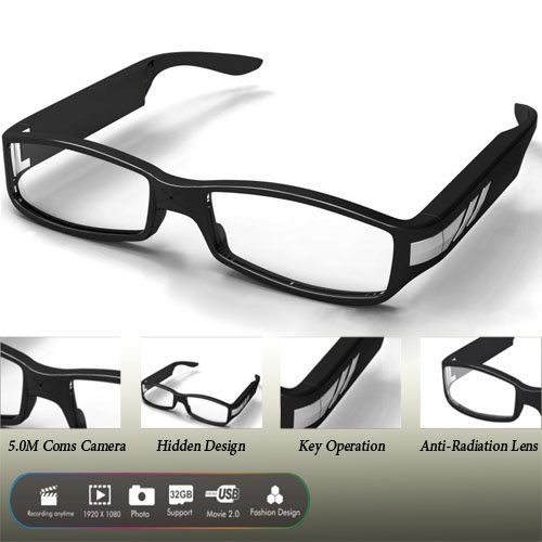 Fashion 5 Megapixel HD 1080p Eyewear Sunglasses Camera Spy Camera DVR by Online-Enterprises ** Read more reviews of the product by visiting the link on the image.