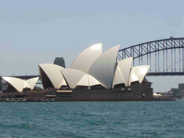 Sydney opera house at australia