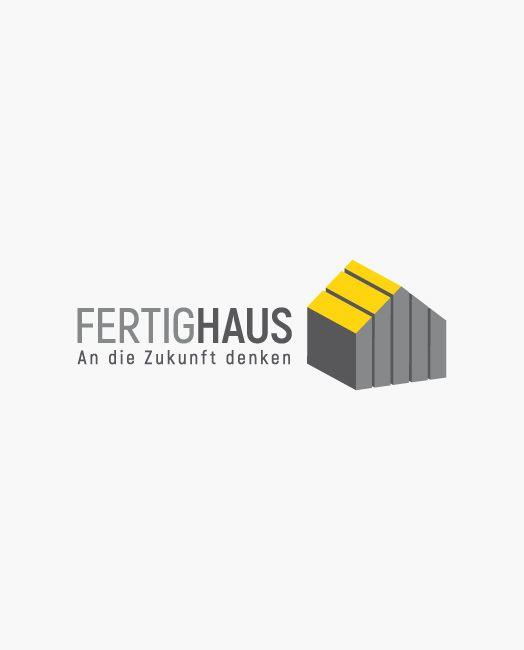 Logo Haus Bau Logo | EXKLUSIVES Logo Haus Bau Logo hier kaufen
