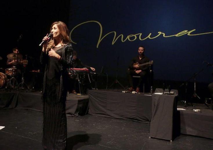 Ana Moura regresa a España con un concierto de su último disco el 15 de marzo