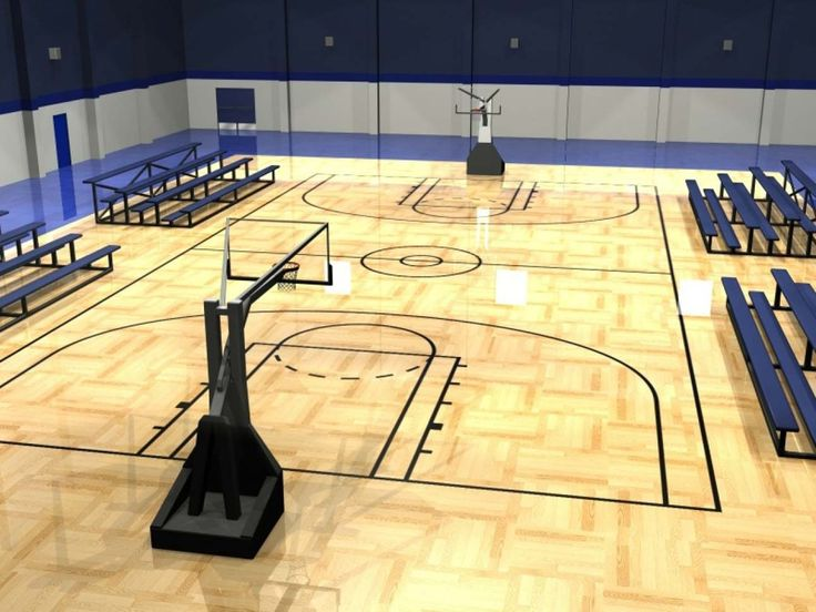 25 best ideas about indoor basketball court on pinterest for Building a basketball gym