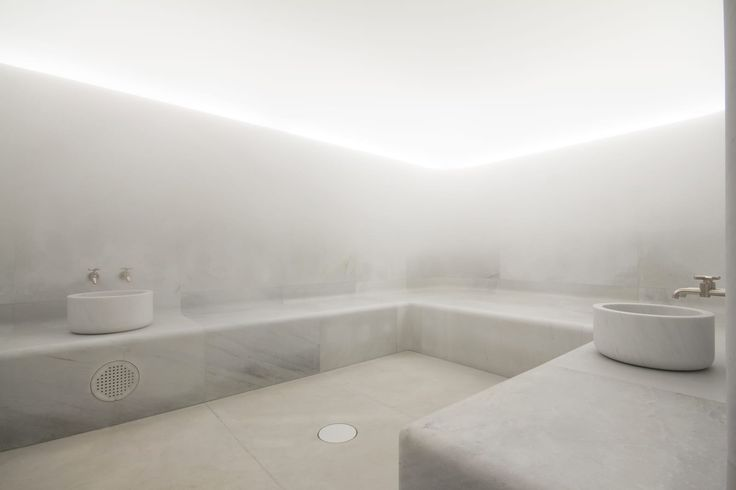 David Chipperfield Architects · Akasha Wellbeing Centre at Café Royal