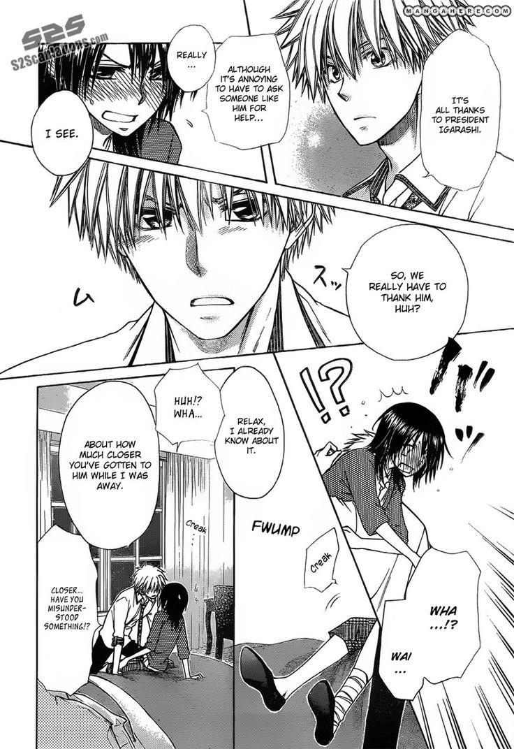 Kaichou Wa Maid-sama! 79 Page 27