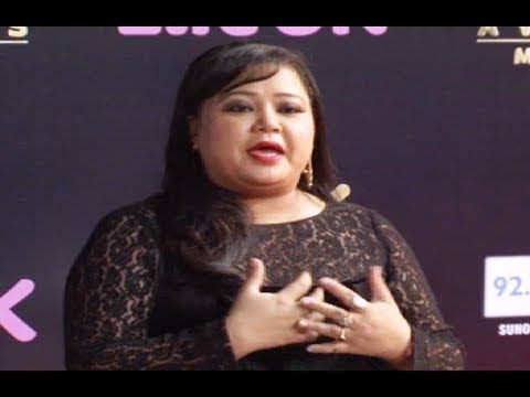 Bharti Singh's VERY FUNNY INTERIVIEW.