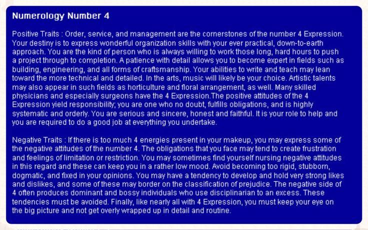 Numerology calculator program photo 5