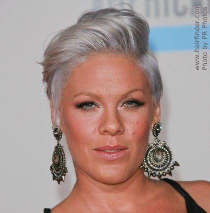 Image result for best semi permanent silver hair dye