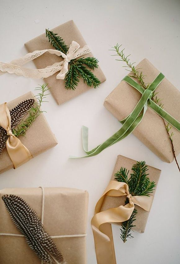4 Gift Wrapping Trends For Christmas 2014