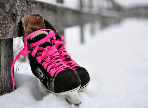 WINTER !!!!! thinking of getting new ice skates and love ...