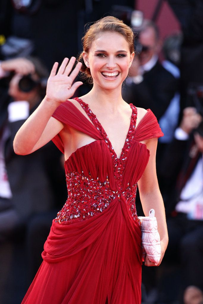 In addition to her illustrious film career, Ivy League education, and glamorous style, Natalie Portman is also a great role model, speaking out on important issues like depression, racism, and religion. We've rounded up her most memorable photos over the years. Scroll through to see Natalie evolve from smiley rising star to gorgeous wife and mother.