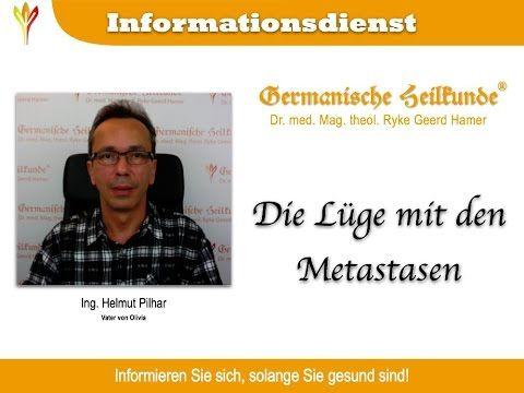 Schulmedizin - Die Lüge mit den Metastasen - YouTube