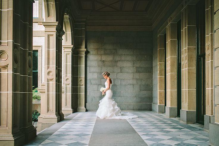 Wedding Ideas / Werribee Mansion by Cam Grove