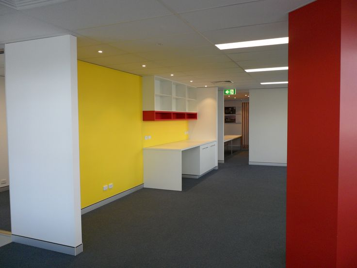 Office Fitout - Cairns