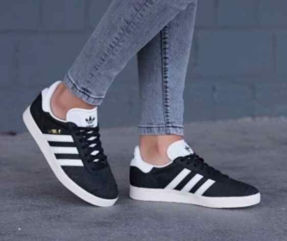 Adidas Schuhe Schwarz Damen